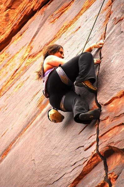 Rock Climbing Photo: IC