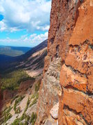 Rock Climbing Photo: High Uintas
