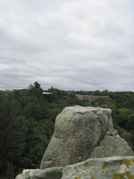 Rock Climbing Photo: A secret Wisconsin summit!