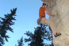Rock Climbing Photo: The Tomahawk,5.11a