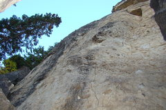 Rock Climbing Photo: New routes in the new guidebook such as Chockstone...