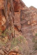 Rock Climbing Photo: Kung Fu Fighter  Photo: Corey Gargano