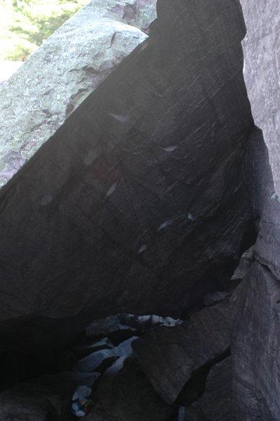 Rock Climbing Photo: Money Pit Project.