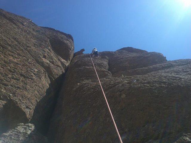 Rock Climbing Photo: 9-10-11