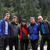 With the Catalan team; as the photographer, cook, interim sister; basecamp