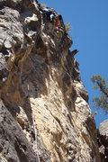 Rock Climbing Photo: July 4th, 510a