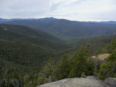 Rock Climbing Photo: The lookout from atop of the Up Stairs, just next ...