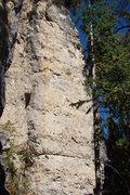 Rock Climbing Photo: EBM, 5.11a/b