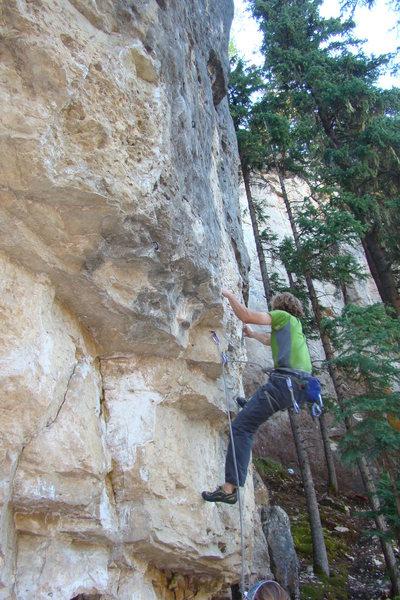 Rock Climbing Photo: 5.13