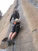 Rock Climbing Photo: George and Martha