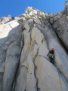 Rock Climbing Photo: Prussik