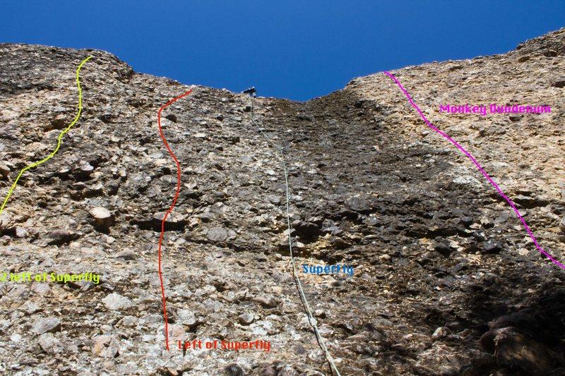 Rock Climbing Photo: quick ps4 drawing