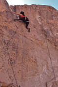 Rock Climbing Photo: I forgot the name of this beautiful area.....shoot...