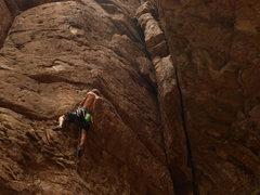 Rock Climbing Photo: 5.10c