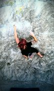 Rock Climbing Photo: Going for the next hold, prepping for the top out!...