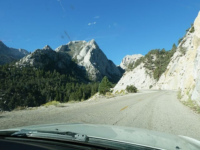 The road to adventure, Whitney Portal