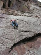 Rock Climbing Photo: Mind over Matter.