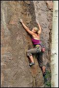 Rock Climbing Photo: Bungle in the Jungle, Boissal's Photo.