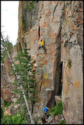 Rock Climbing Photo: Bring a plethera of skills for this demanding rout...