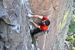Rock Climbing Photo: Rob Kepley on P1.