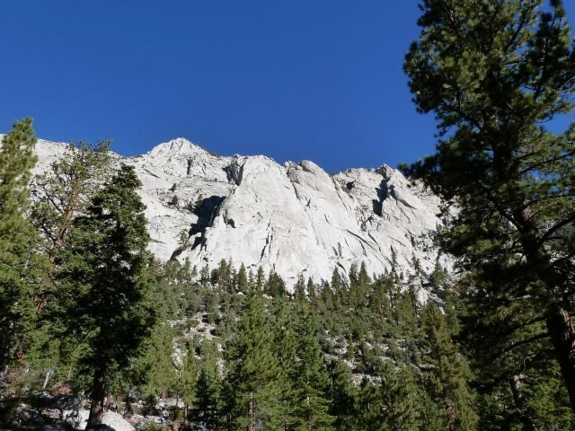 Whitney Portal Buttress and vicinity, Whitney Portal