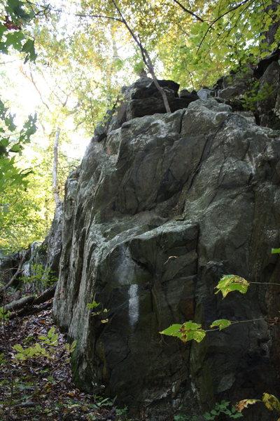 Rock Climbing Photo: Bending Corners.