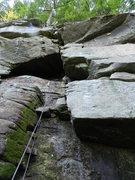 Rock Climbing Photo: Child's Play....
