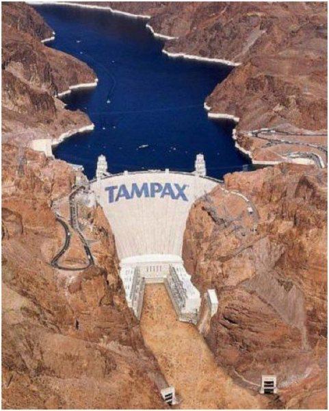 dam tampax