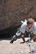 Rock Climbing Photo: Cracks Parallel