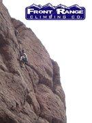 Rock Climbing Photo: Queen Creek Canyon