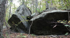 Rock Climbing Photo: Together Through Life Boulders