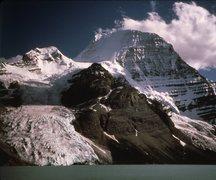 Rock Climbing Photo: Robson from Berg Lake.