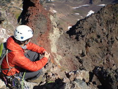 Rock Climbing Photo: Summit of Broken Top