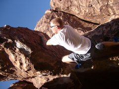 Rock Climbing Photo: In the Parts