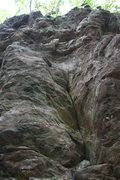 Rock Climbing Photo: cold hands