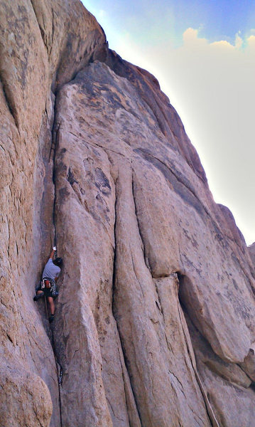 Rock Climbing Photo: Dogleg