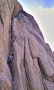 Rock Climbing Photo: Dogleg