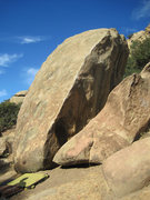 Rock Climbing Photo: Stock Rock - with Corner the Market as the obvious...