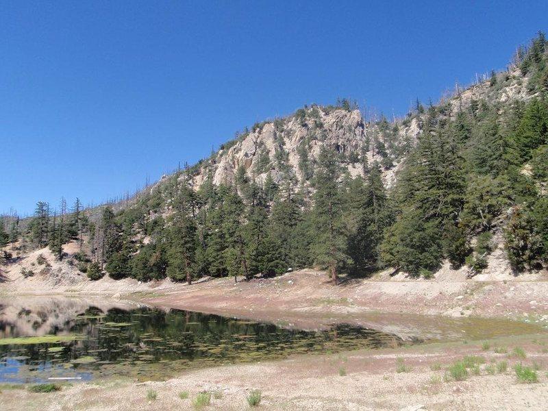 Crystal Lake Crag