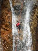 Rock Climbing Photo: Angus Booth Creek