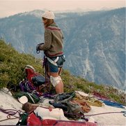 Rock Climbing Photo: Beverly Johnson
