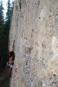 Rock Climbing Photo: Down with the sickness!