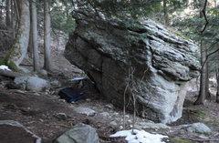 Rock Climbing Photo: Nice Boulder