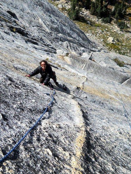 Rock Climbing Photo: Goldmember