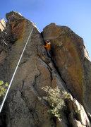 Rock Climbing Photo: Jason Nelson