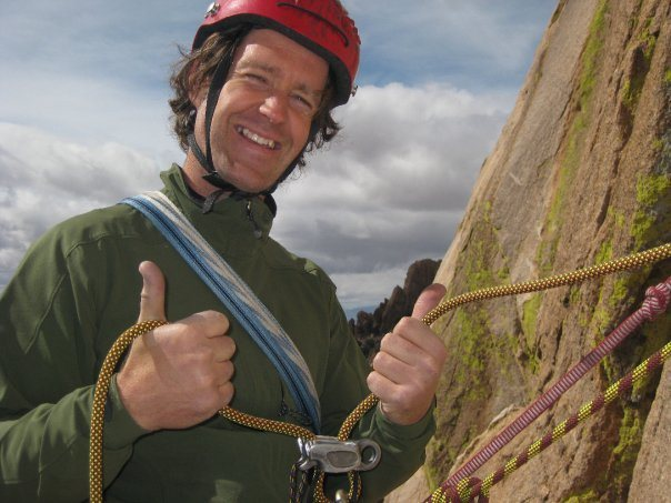 Rock Climbing Photo: Hey!