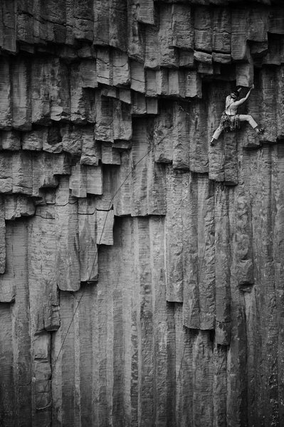 Rock Climbing Photo: Garni Gorge