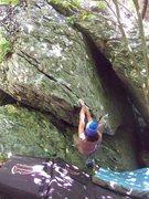 Rock Climbing Photo: Far-Side