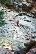 Rock Climbing Photo: coop on eyesockets 10 ...