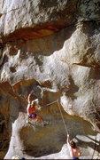 Rock Climbing Photo: Photo Credit: Kurt Smith Collection. Dave Shultz w...
